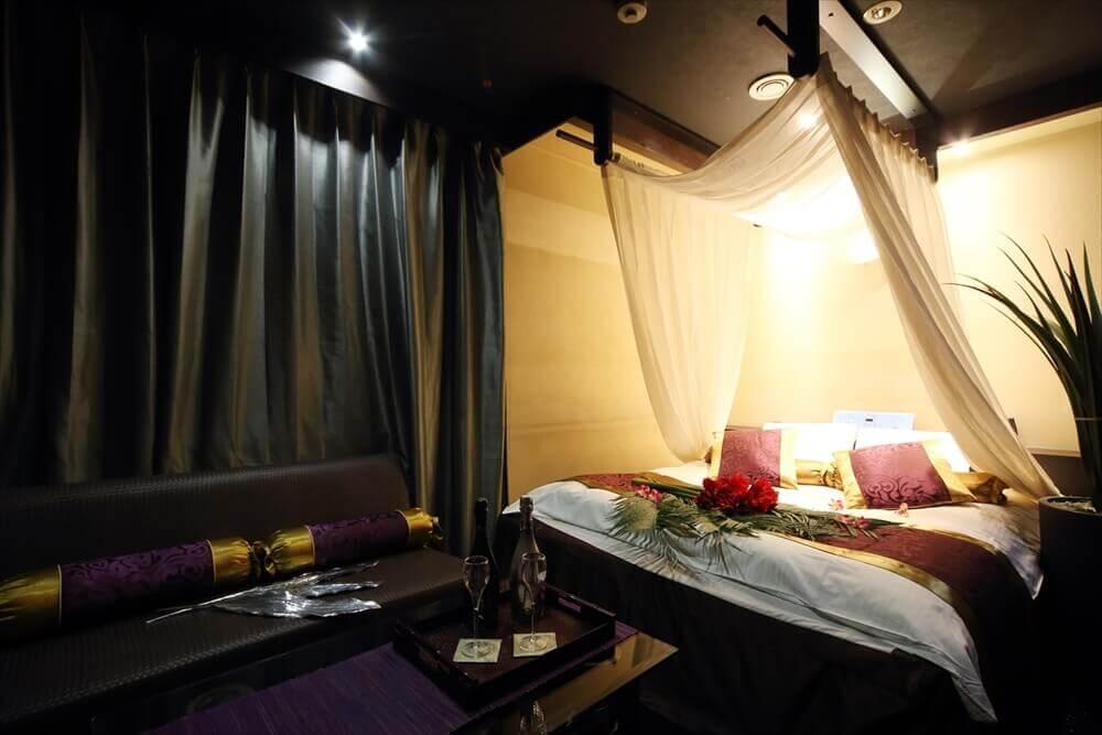 名古屋ラブホテル ラグーン 406号室