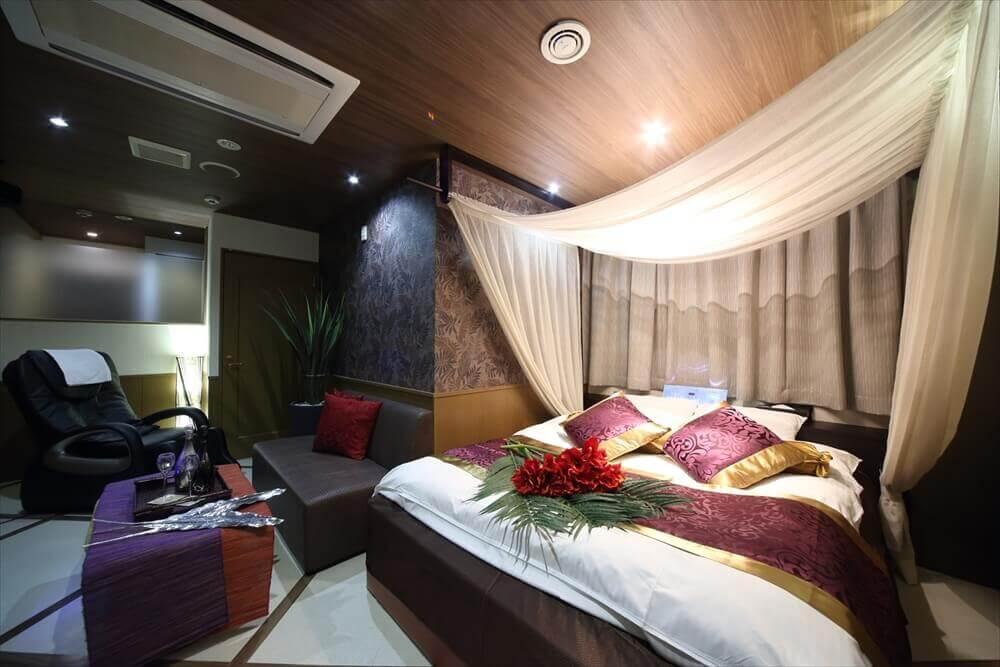名古屋ラブホテル ラグーン 507号室